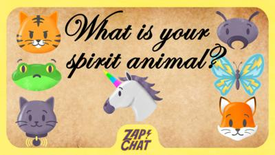The Worst Witch - What's your Spirit Animal?