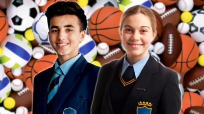 BBC Sport - 7 sports to try at high school