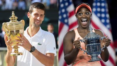 BBC Sport - US Open or Wimbledon?