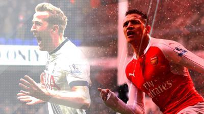 MOTD Kickabout - Quiz: North London Derby - Arsenal v Spurs