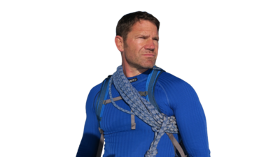Steve Backshall Takes on the Ogre