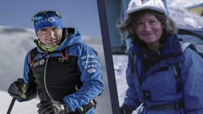 Steve Backshall Takes on the Ogre - Steve's heroes of the Eiger