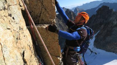 Steve Backshall Takes on the Ogre - Steve Backshall's most epic challenge yet