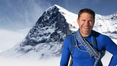 Steve Backshall Takes on the Ogre - Quiz: Is this the world's scariest mountain?