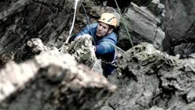 Steve Backshall Takes on the Ogre - How do you poo on a mountain climb?