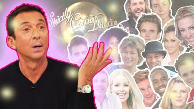 Strictly Come Dancing on CBBC - Strictly 2018: Do you know the celebs?