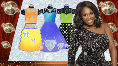 Strictly Come Dancing on CBBC - Strictly Costume Builder