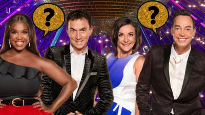 Strictly Come Dancing on CBBC - Strictly Come Dancing: Who Said It?