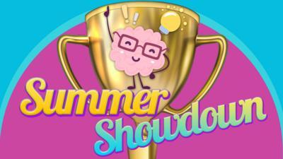 CBBC - Summer Showdown: Best Brainbox