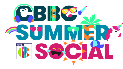 CBBC Summer Social Logo.