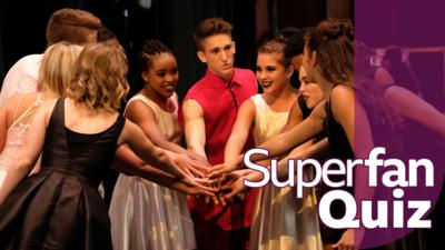 The Next Step - Superfan Quiz: The Next Step, Series 6