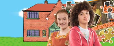 Tyler, Floss, The Dumping Ground jigsaw.
