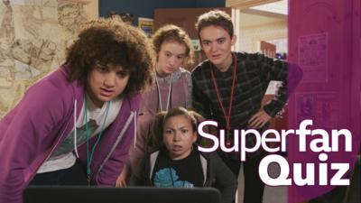 The Dumping Ground - Superfan Quiz: The Dumping Ground, Series 6