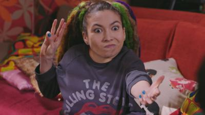 The Dumping Ground - Sasha loses (the) control!