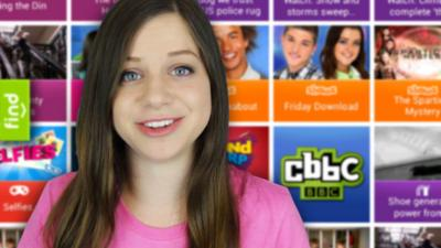 Technobabble - Elly's CBBC Apps Review
