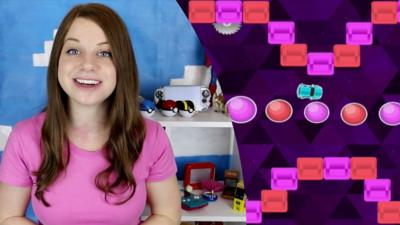 Technobabble - Elly reviews your games
