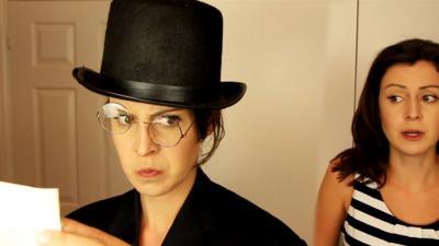 Technobabble - Laura's Shopping Apps Vlog