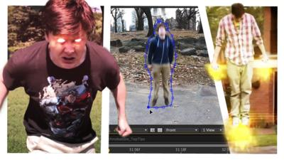 Technobabble - How to create superhero special effects