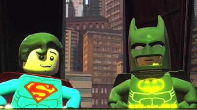 Technobabble - Aoife's Superhero Games Review