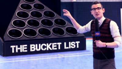 MOTD Kickabout - The Bucket List at the FA People's Cup