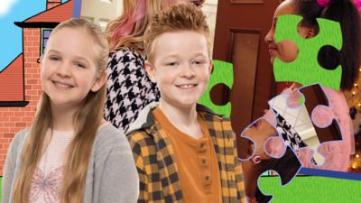 The Dumping Ground - Jigsaw: The Dumping Ground Series 8 Part 2