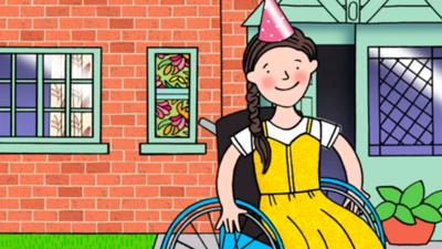 The Dumping Ground - Help Chloe get to her party