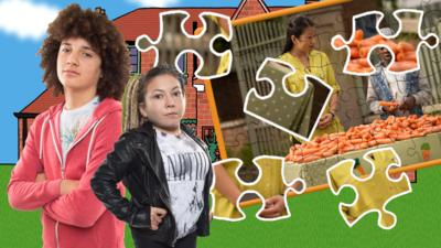 The Dumping Ground - Jigsaw: The Dumping Ground