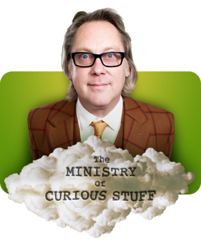 Vic Reeves - The Ministry of Curious Stuff.