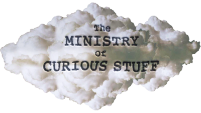 A cloud - Ministry of Curious Stuff.