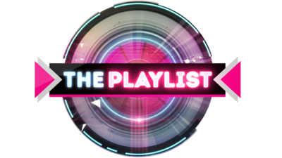 The Playlist logo.