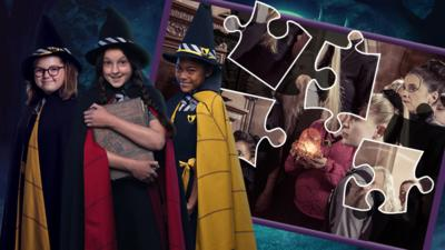 The Worst Witch - Jigsaw: The Worst Witch