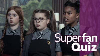 The Worst Witch - Superfan Quiz: The Worst Witch Series 4