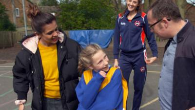 The Dengineers - An after-school surprise at netball
