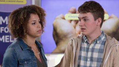 The Dumping Ground - Alex meets his mum