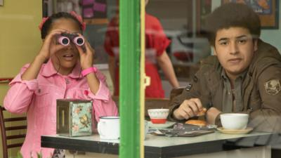 The Dumping Ground - Who is Candi-Rose spying on?