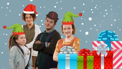 The Dumping Ground - Who's The Dumping Ground Christmas elf?