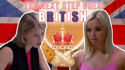 The Next Step - The Next Step Goes British... Again!