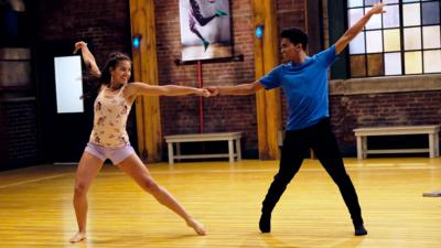 The Next Step - Who's your ideal dance duet partner?