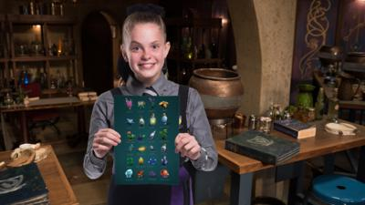 The Worst Witch - Quiz: Ethel's Potions Picker