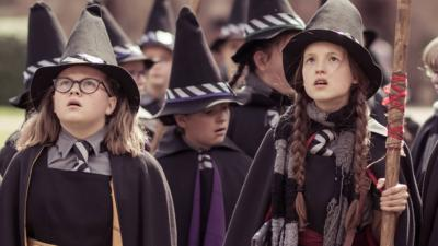 The Worst Witch - Mildred returns to Cackle's Academy