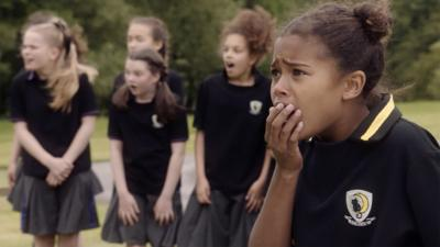 The Worst Witch - Sports Day disaster for Mildred