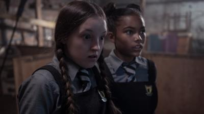 The Worst Witch - Mildred and Enid are captured