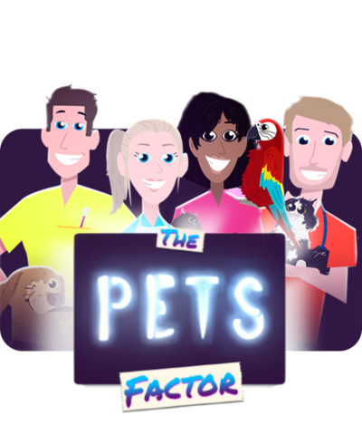 The Pets Factor Vets.