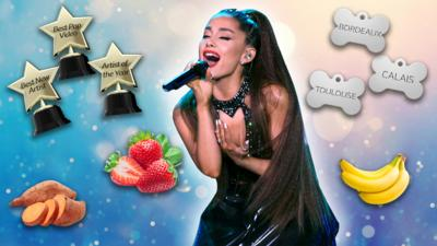 Radio 1 - How well do you know Ariana Grande?