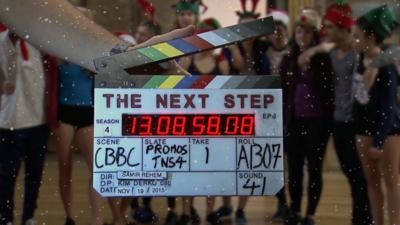 The Next Step - A Christmas Message from The Next Step