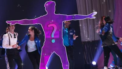 The Next Step - Quiz: The Next Step: Who's That?! 2