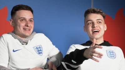Match of the Day Kickabout - Meet the eLions: FIFA superstars Tom & Tekkz