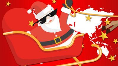 Top Class - Map Master Extreme: Santa Tracker