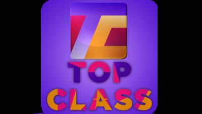 Top Class logo.