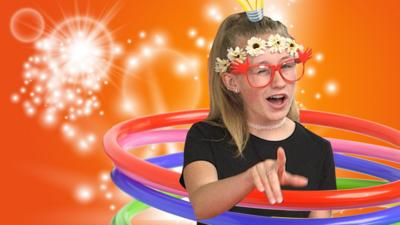 Top This - Top This: Watermelon & Hula Hoop Challenges